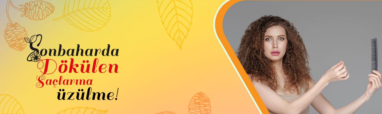 Sonbaharda Dökülen Saçlarına Üzülme! İşte Nedenleri ve Bakım Önerileri
